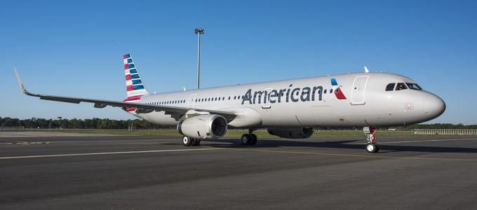 First US-Built A321 Exits Paint Shop