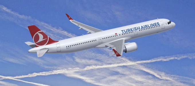 Turkish Airlines firms-up order for 20 additional A321neo aircraft