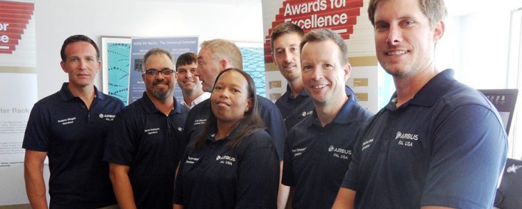 Mobile FAL Teams Compete For Awards for Excellence