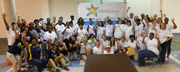 Starfish Project: A Great Team for a Great Cause