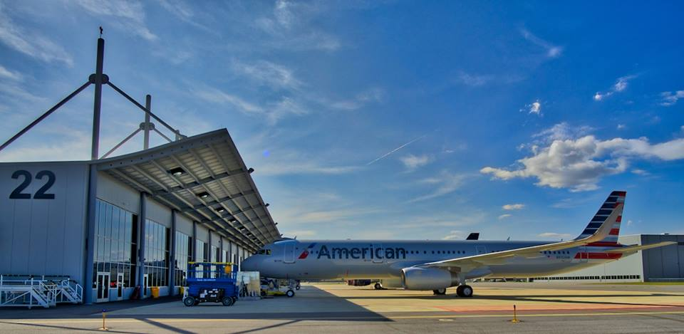 American Airlines Delivery 15