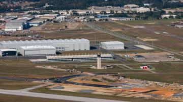 Airbus FAL - Aerial - November 25 2015