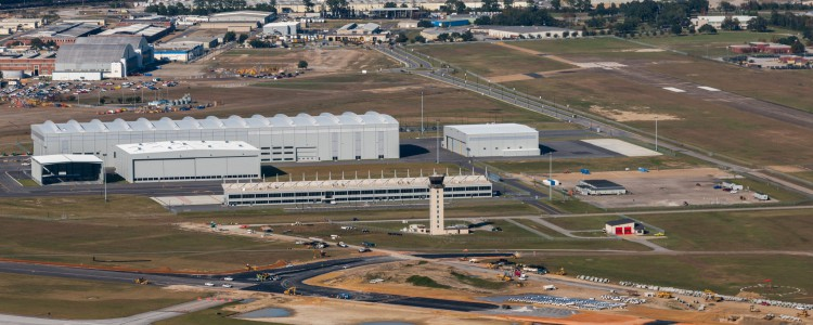 Airbus U.S. Manufacturing Facility EN9100 Certified