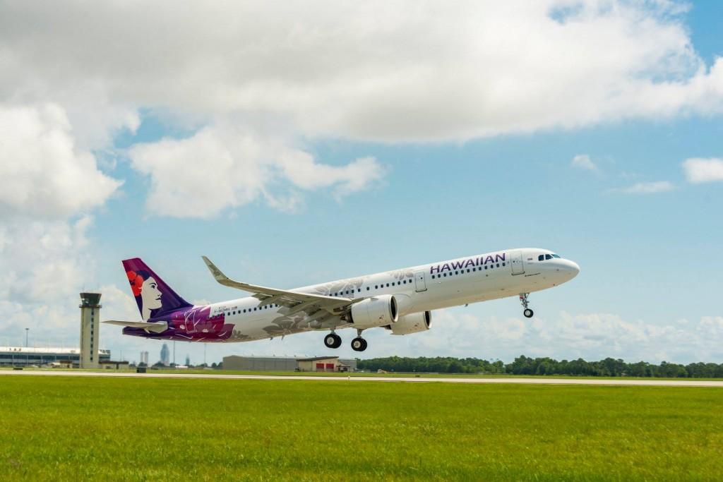 Airbus and Hawaiian Air