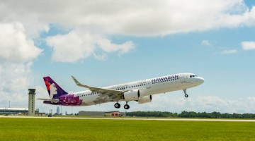 Airbus and Hawaiian Air