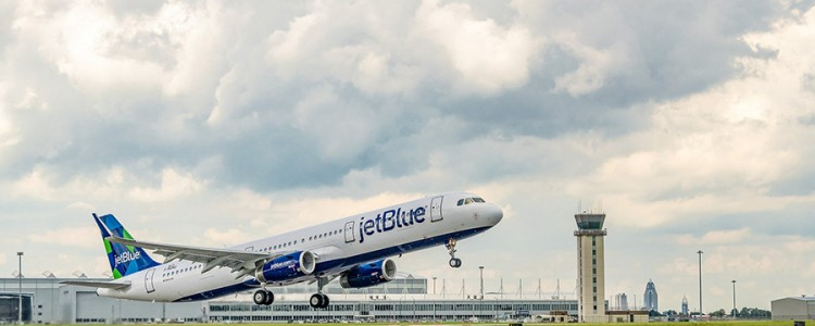Airbus Alabama Delivers First Aircraft Powered By Sustainable Jet Fuel Blend