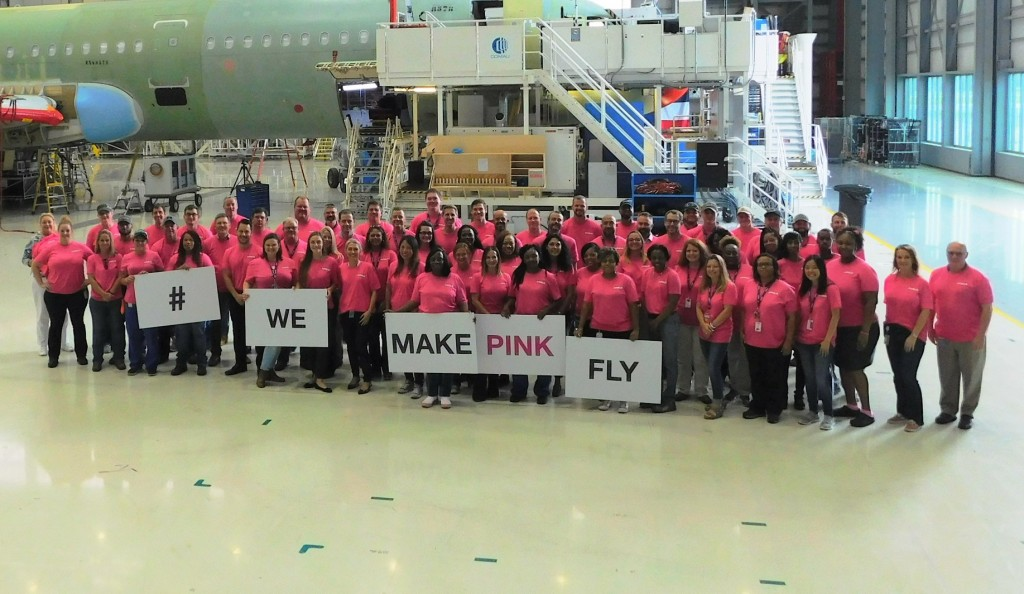 We Make Pink Fly
