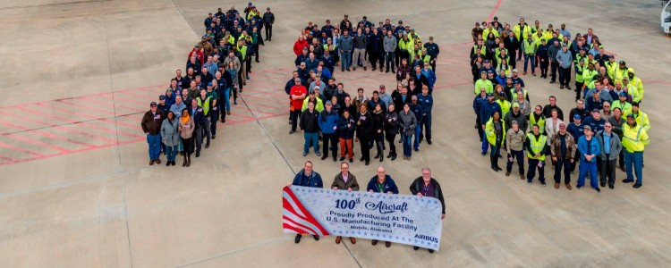 A Milestone Indeed: Our 100th Aircraft