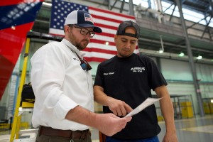 For Blake Johnson, Safety at Airbus Mobile is Personal