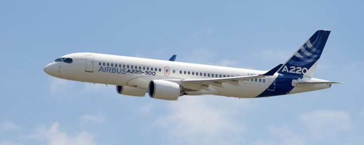 Alabama Companies To Work On New Airbus A220 Assembly Line Construction