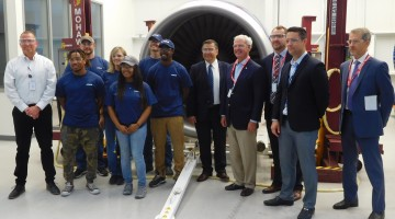 Airbus Collins Milestone Celebration