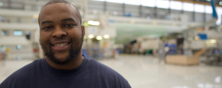 Air Force Vet Danny Thomas' Job at Airbus: Active Problem Solving
