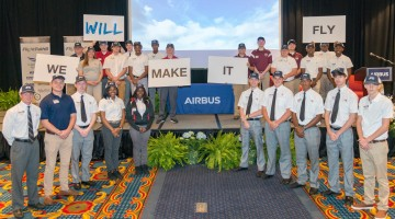 The FlightPath9 class of 2020 was introduced in a ceremony this morning in Mobile, where the two new programs were announced.
