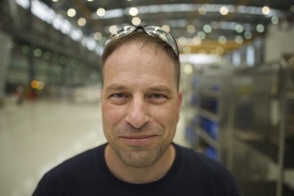 Peter Jackson Applies Marine Corps Principles to Airbus Job