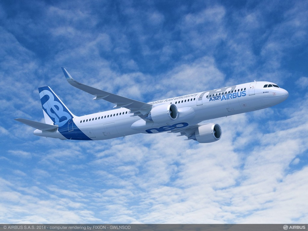A321neo-inflight