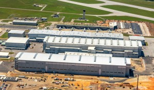 Airbus A220 Site Construction Aerials - April 2020 update