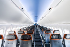 Jetblue Airbus Debut
