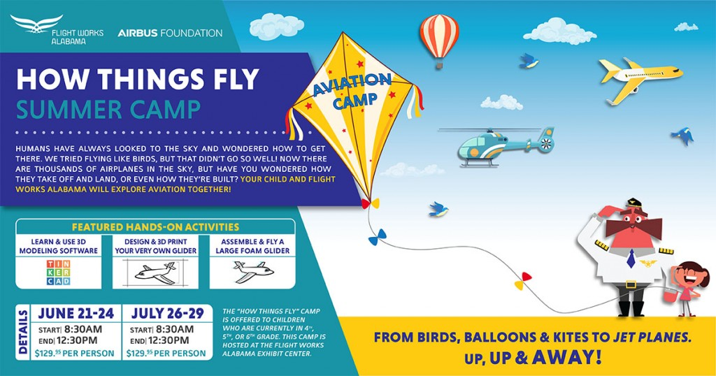 How Things Fly Flyer - Facebook