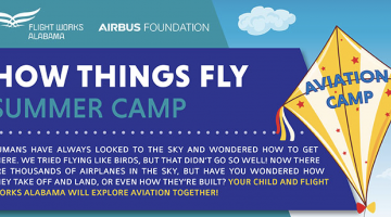 How Things Fly summer camp